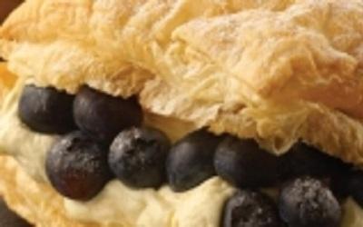 Frozen Sweet Pastry & Desserts