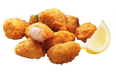 Scampi, Prawn & Seafood products