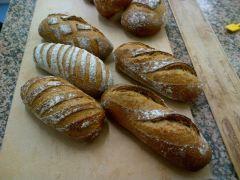 Moul - Bie Pain Paysan (Farmer Bread)