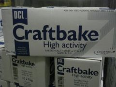 Craft bake Yeast