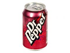 Doctor Pepper Cans