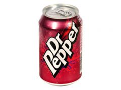 Doctor Pepper Cans – (English Text) 24 x 330ml