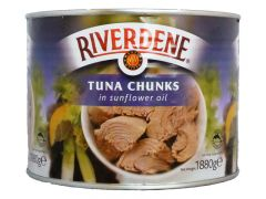 Tuna Chunks in Oil