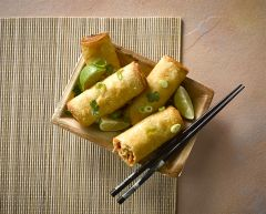 Daloon Chinese (Vegetable & Beef Pancake Roll)