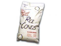 Q Brand Rice Cones – Fine Grade