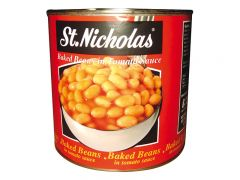 St. Nicholas Beans in Tomato Sauce