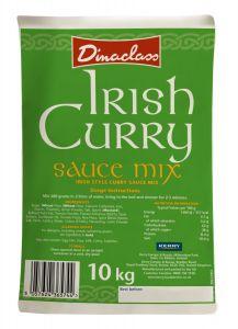 Dinaclass Irish Curry Sauce Mix 10kg