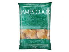 James Cook Breaded Reformed Scampi
