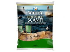 Whitby Breaded Wholetail Scampi