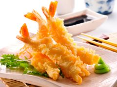 Pacific West Tempura Japanese Style Prawns