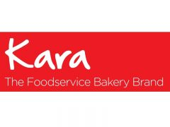 "Kara 4.5"" Burger Bun – Sliced/Seeded"