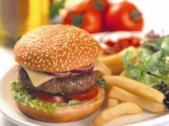 "Kara 5"" Burger Bun – Sliced/Seeded"