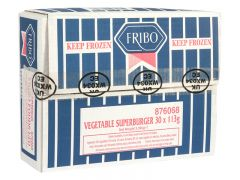 FRIBO Vegetable Super Burgers
