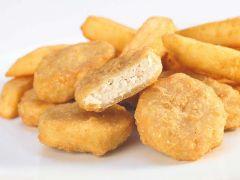Q Battered Chicken Nuggets