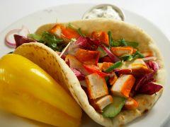Chicken Tikka Kebab Meat