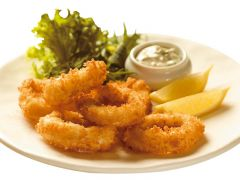Pacific West Panko Coated Squid Rings Case