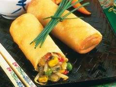 Daloon Vegetable Pancake Spring Roll