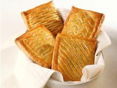 Wrights Unbaked Chicken & Ham Slice