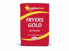Middleton's Fryers Gold Batter Mix