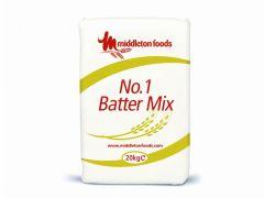 Middleton's No.1 Batter Mix