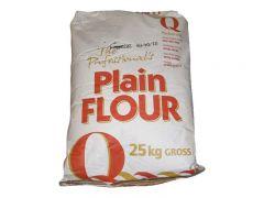 Q Brand Plain Flour