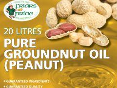 Friars Pride Pure Groundnut (Peanut) Oil