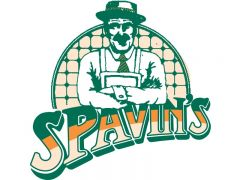 Spavins logo