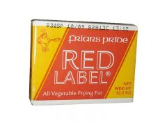 Friars Pride Red Label