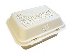 Small White Bio Box