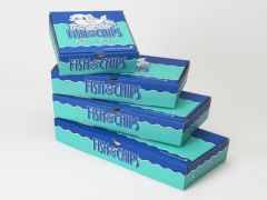 Errol Chip Corrugated Boxes – Square Case