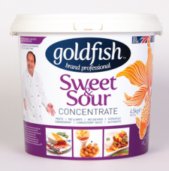 Goldfish Sweet and Sour Concentrate 4.5kg