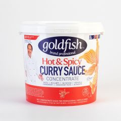 Goldfish Chinese Curry Sauce Paste – Spicy