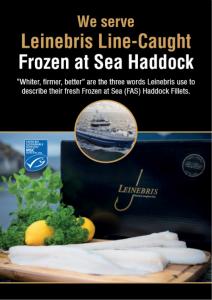 Leinebris Haddock Poster