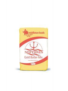Neptunes Batter Mix – Gold