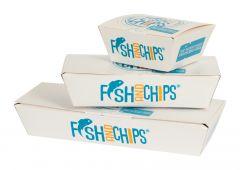 Hook and Fish Chip Box