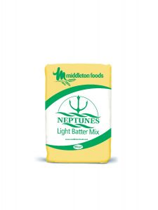 Neptunes Batter Mix – Light