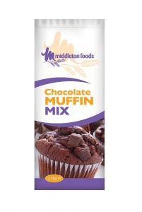 Middleton Chocolate Muffin Mix