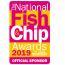 National Fish And Chip Awards 2019 Logo