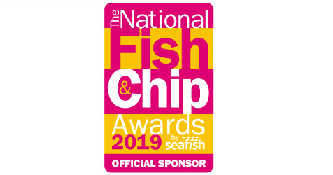 National Fish And Chip Awards 2019 Logo