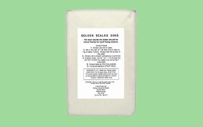 Golden Scales Batter Bag
