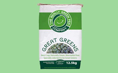 Great Greens Packaging