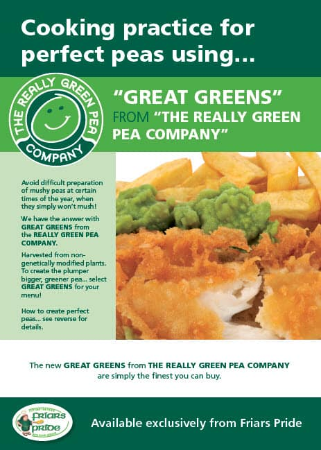 Great Greens Poster