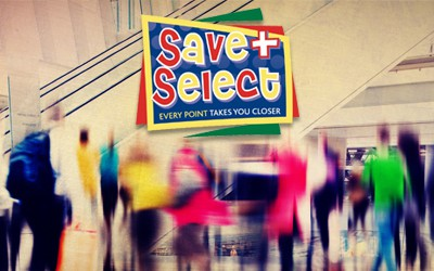 Save and select logo