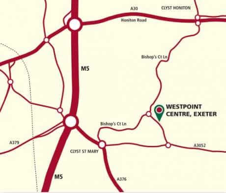 Westpoint Map
