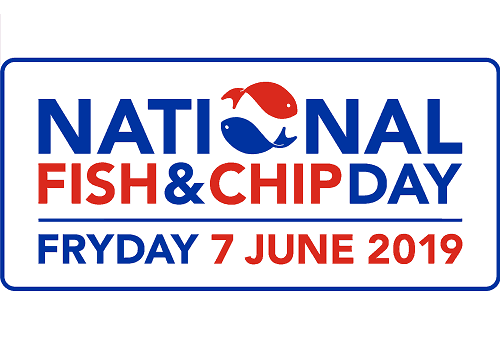 National Fish And Chip Day Logo