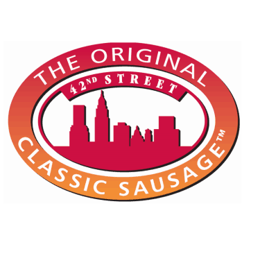 42nd Street Classic Sausage Logo