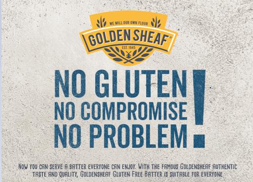 Kerry Goldensheaf Gluten Free Batter