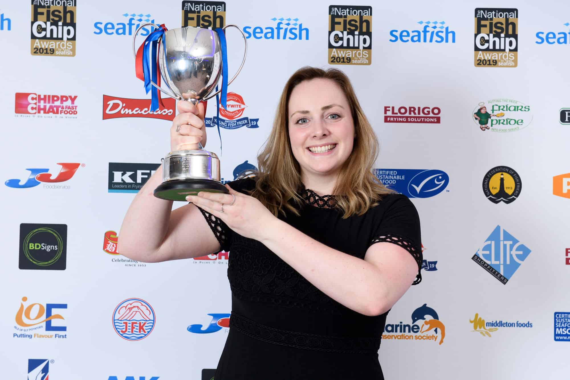 The Drywite Young Fish Frier Of The Year Award 2020 – Top 10