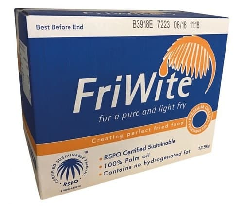 Fry Right With FriWite