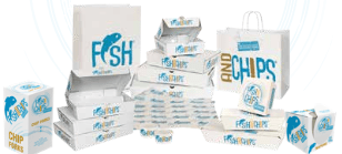 Hook and Fish Packaging